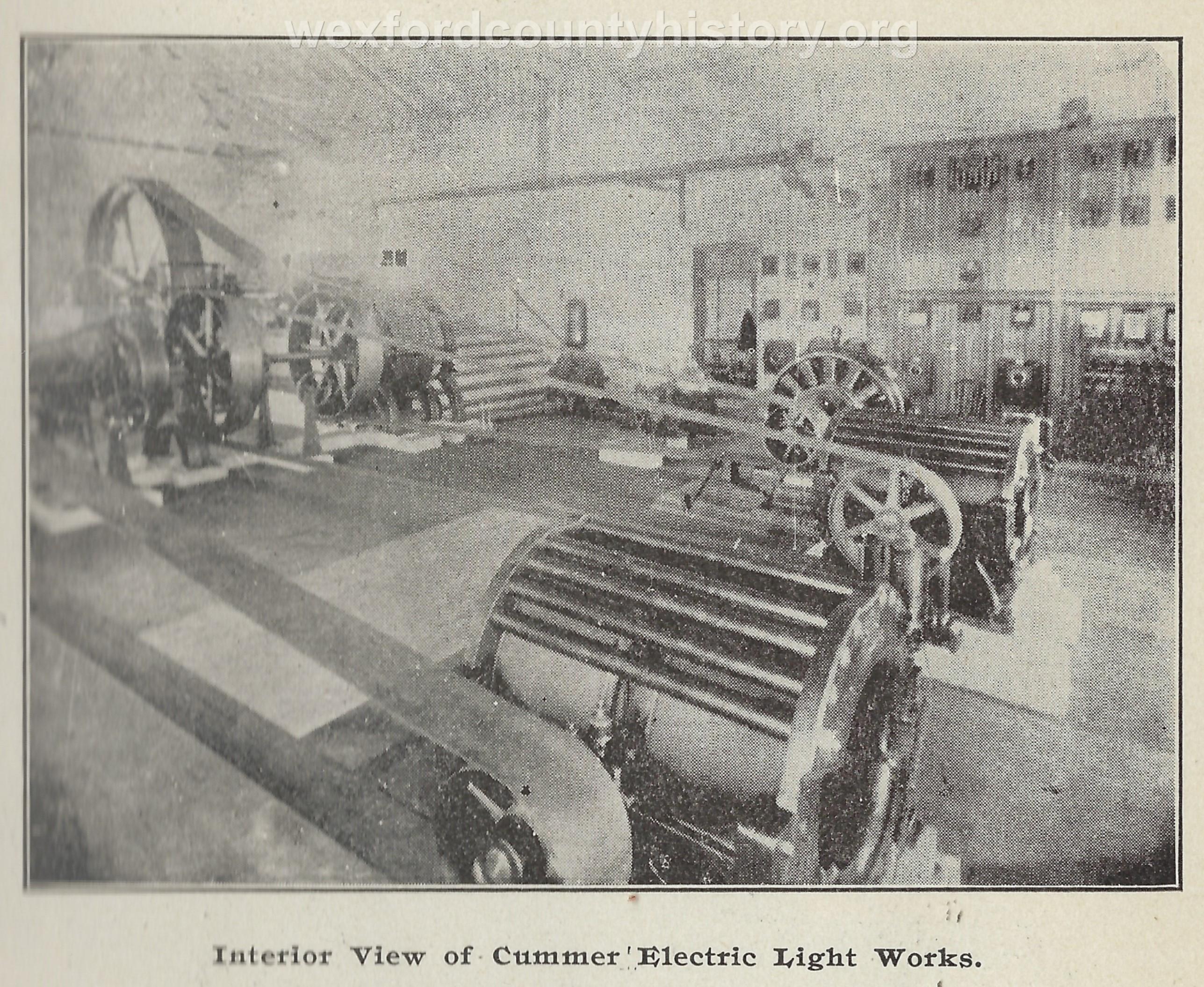 Cummer Electric Light Works
