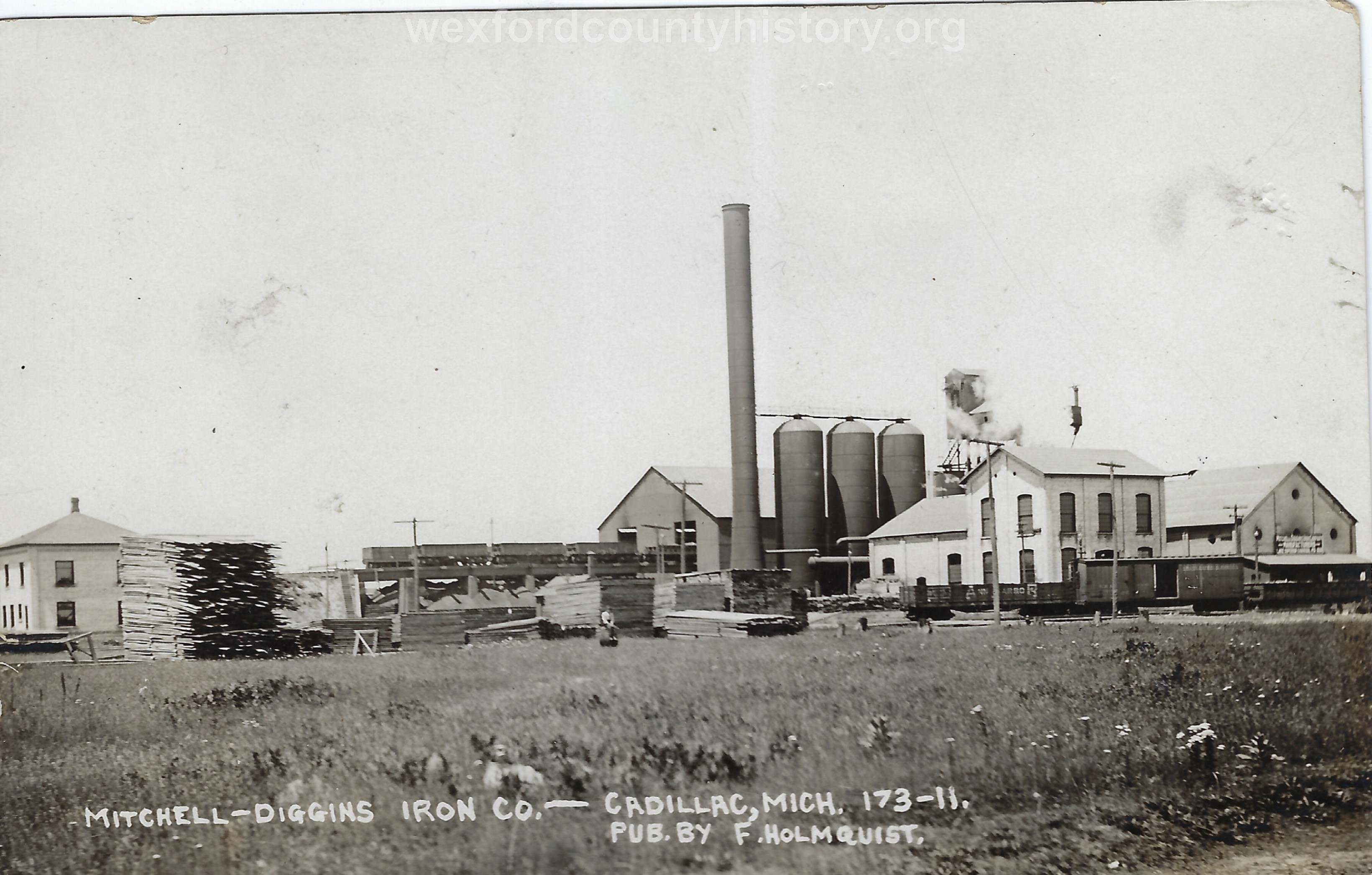 Mitchell Diggins Iron Company