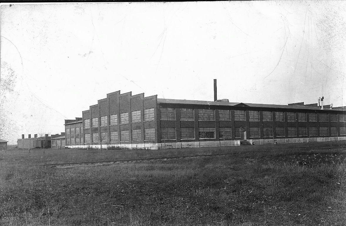 Mitchell-Bentley Plant