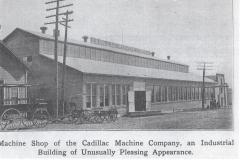 Cadillac Machine Company