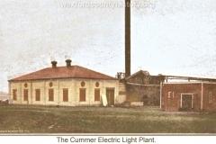 Cummer Electric Light Plant