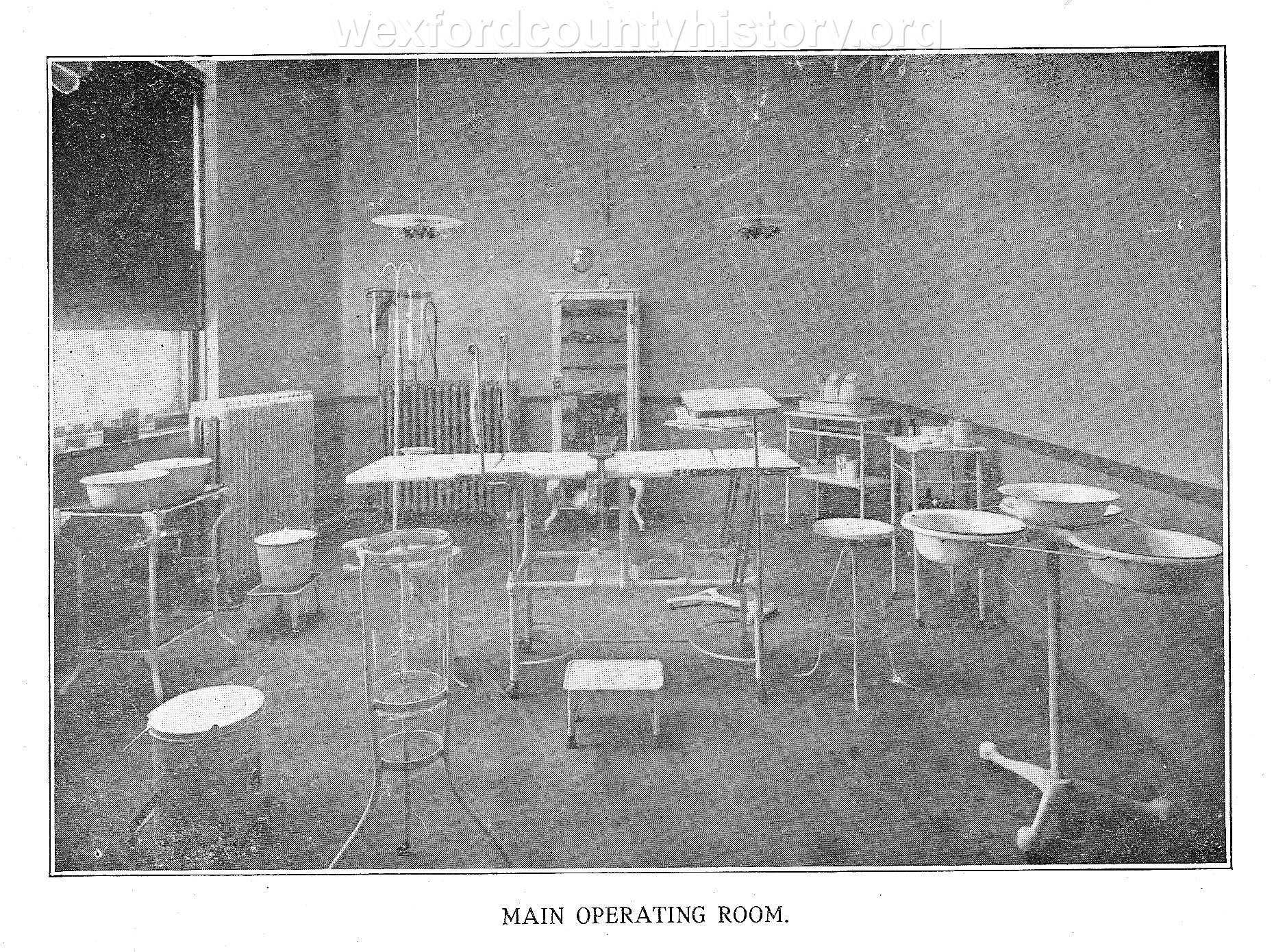 Mercy Hospital Operating Room