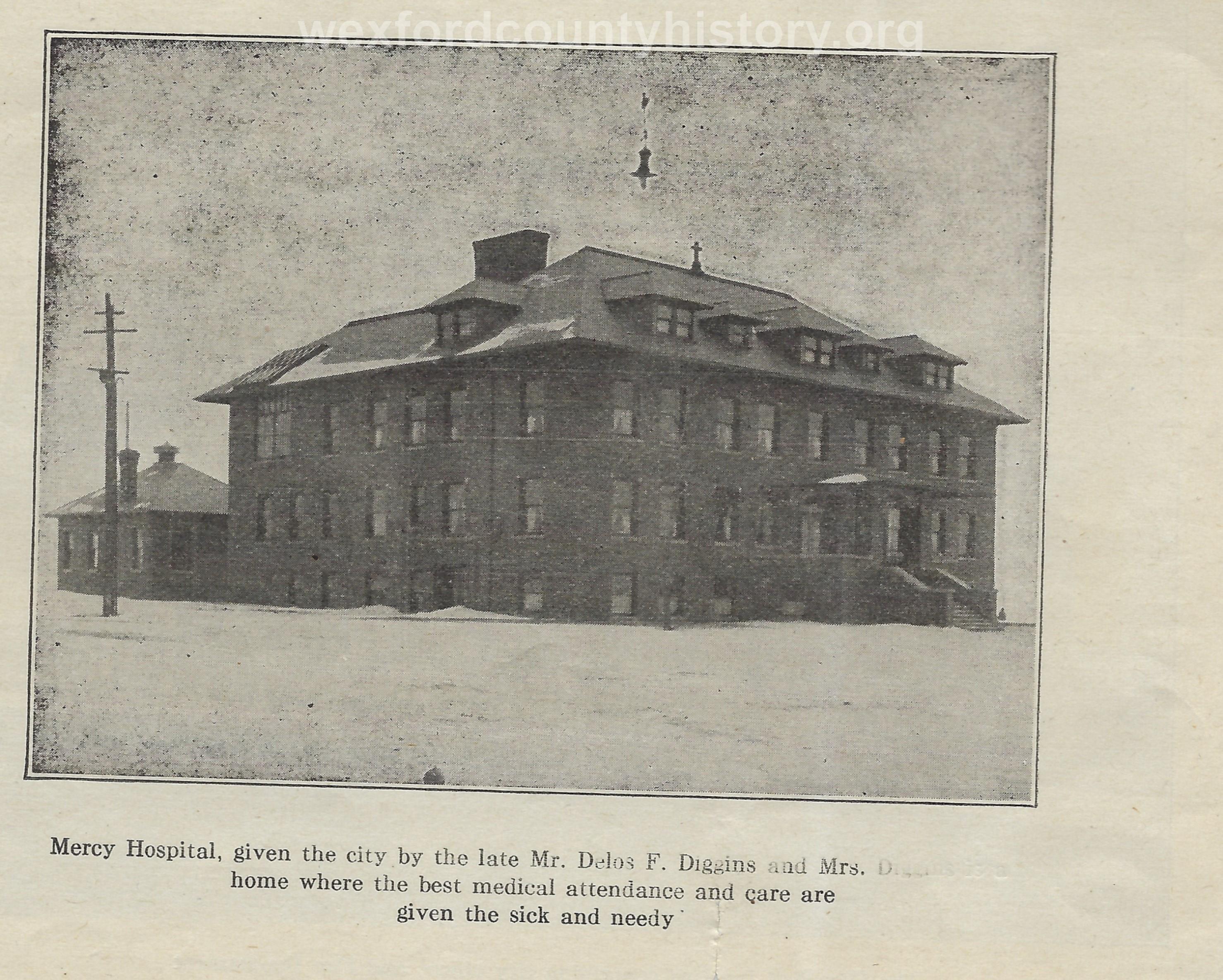 Mercy Hospital, Cadillac