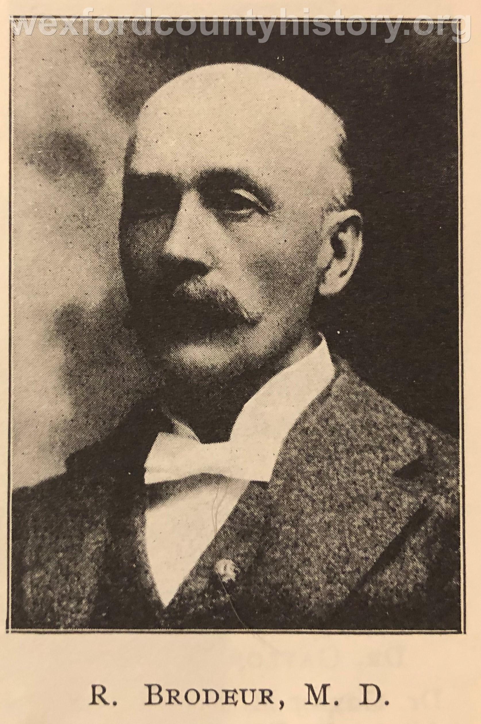 Dr. Raphael Brodeur