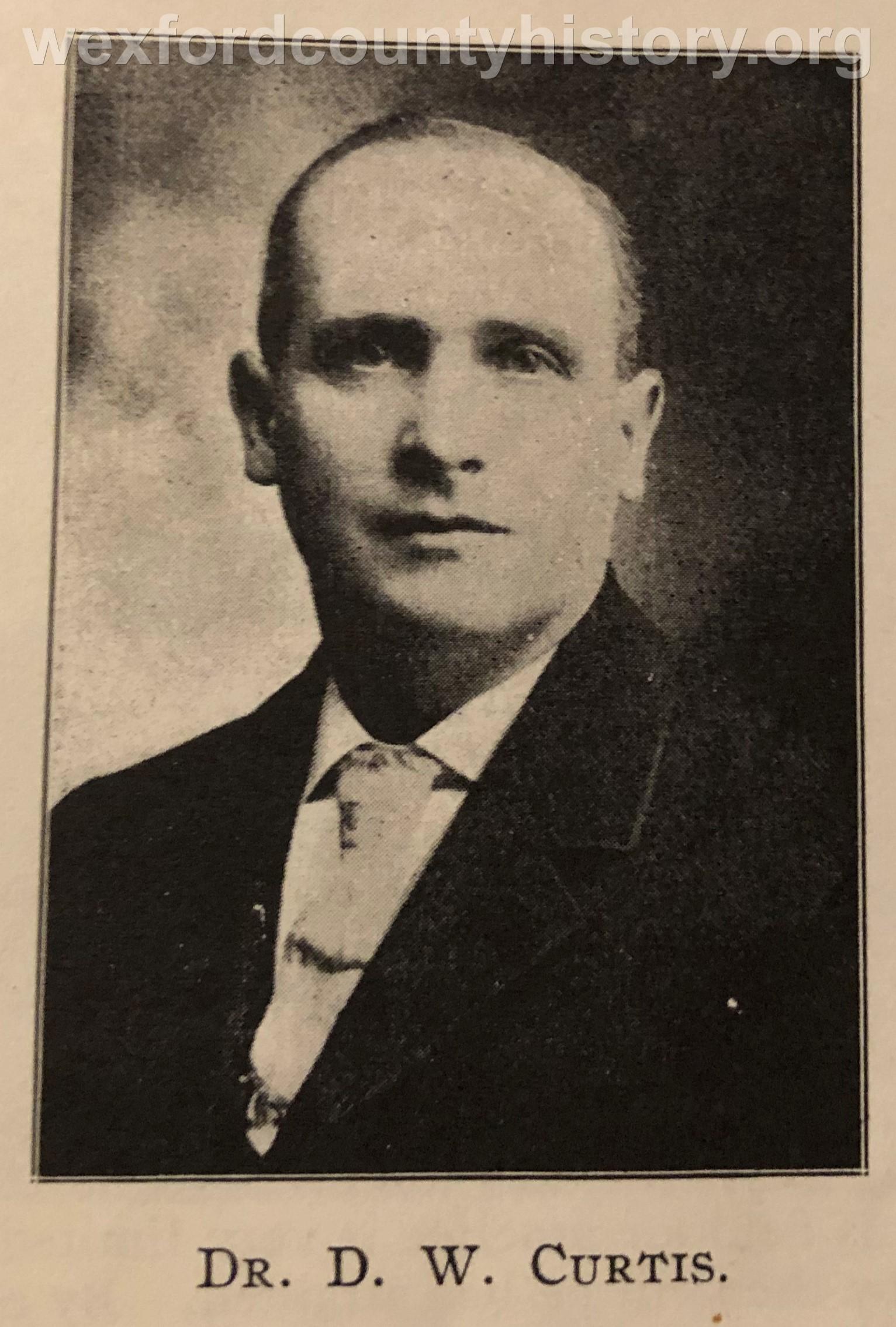 Dr. David W. Curtis