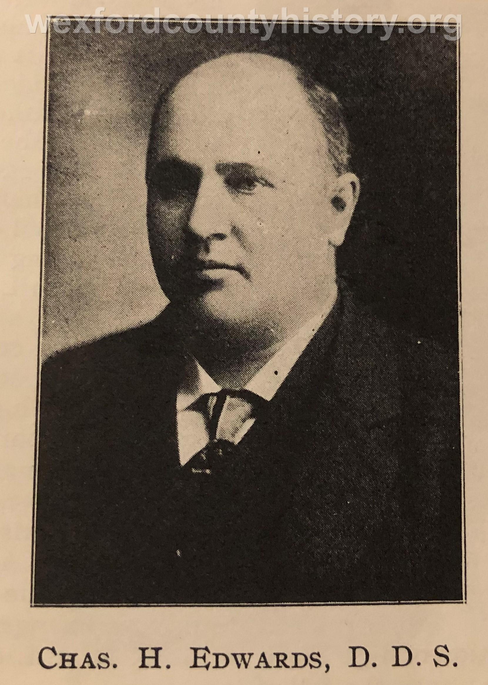 Dr. Charles Edwards