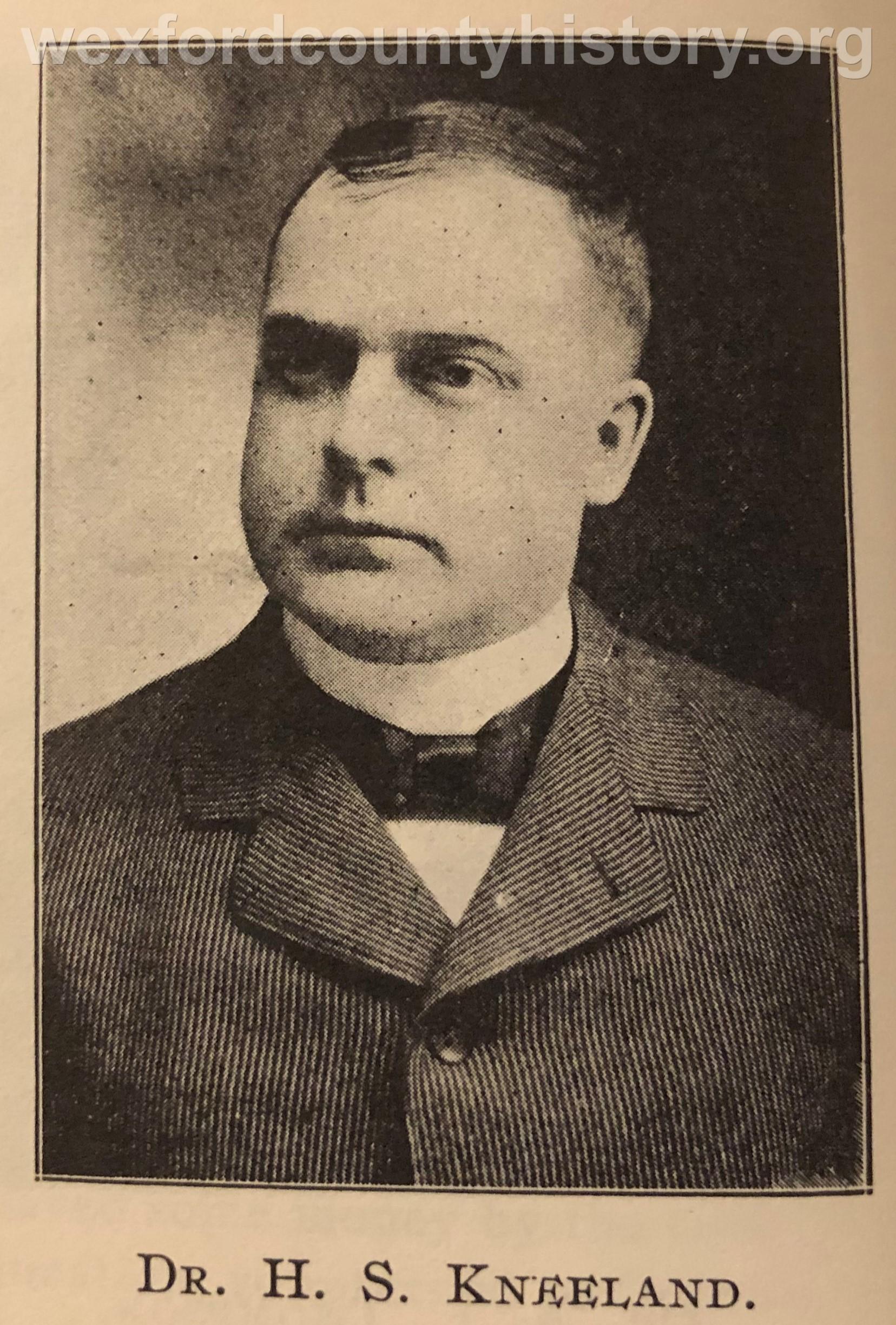 Dr. Howard S. Kneeland