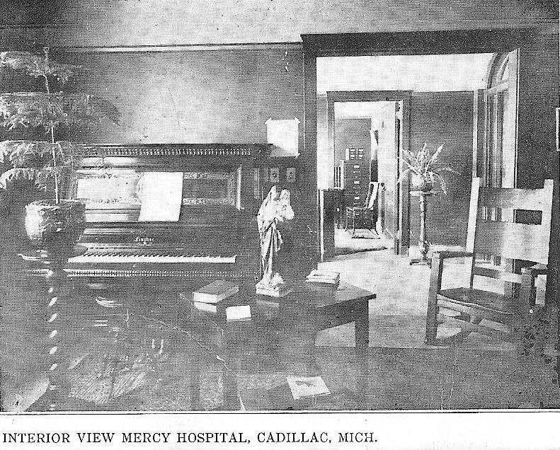 Interior View of Hospital