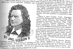 Leeson, Dr. John