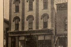 First IOOF Building In Town