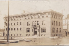 Old YMCA Building On South Mitchell Street