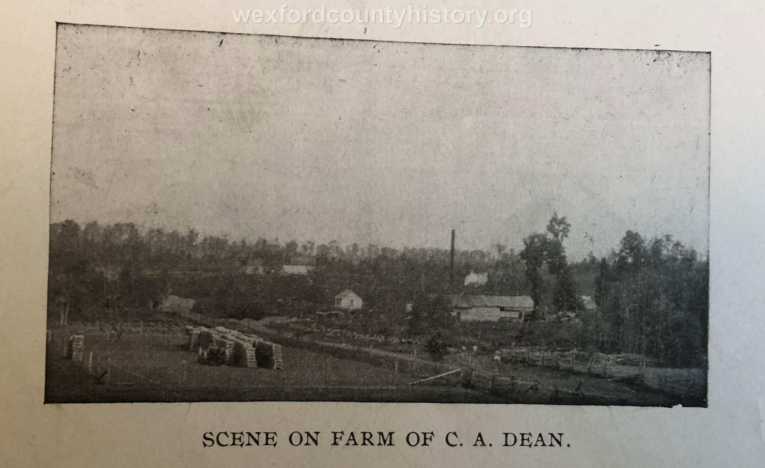 C. A. Dean Farm