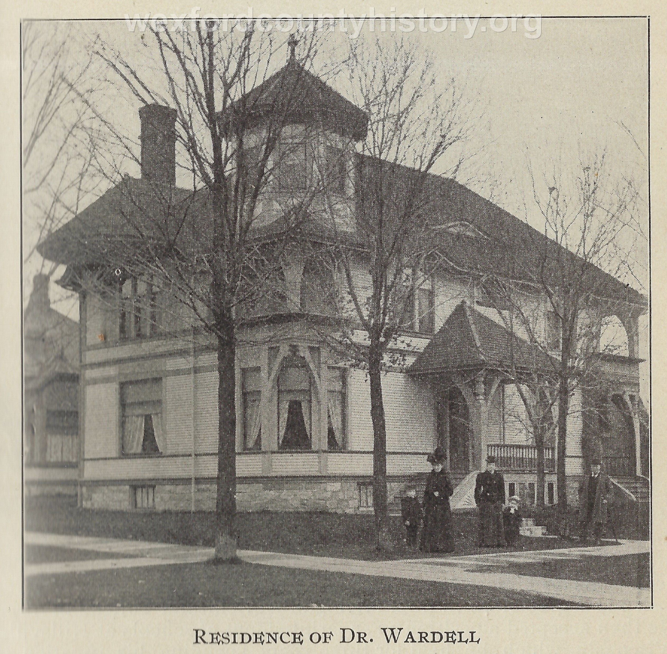 Dr. Wardell's House