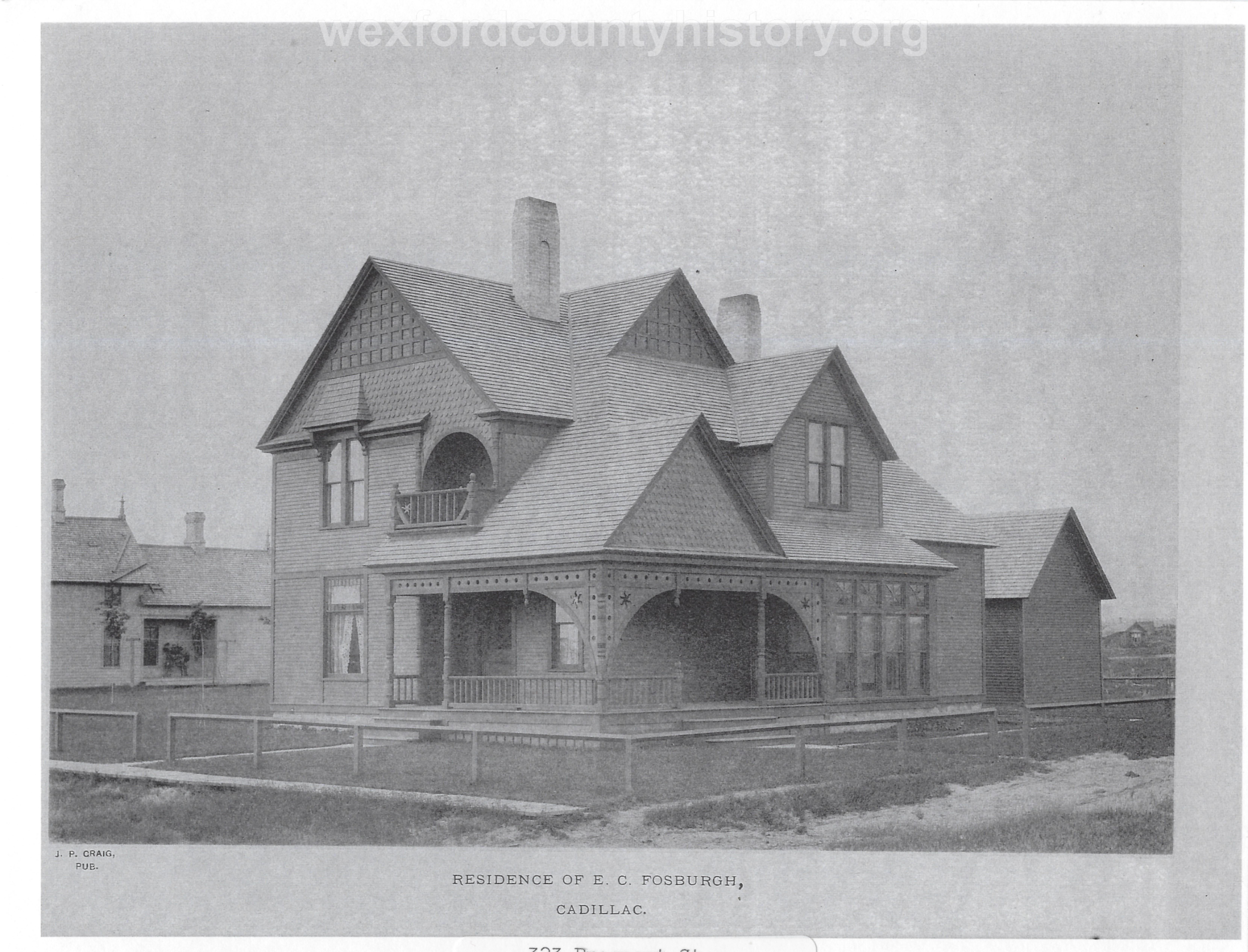 E. C. Fosburgh House