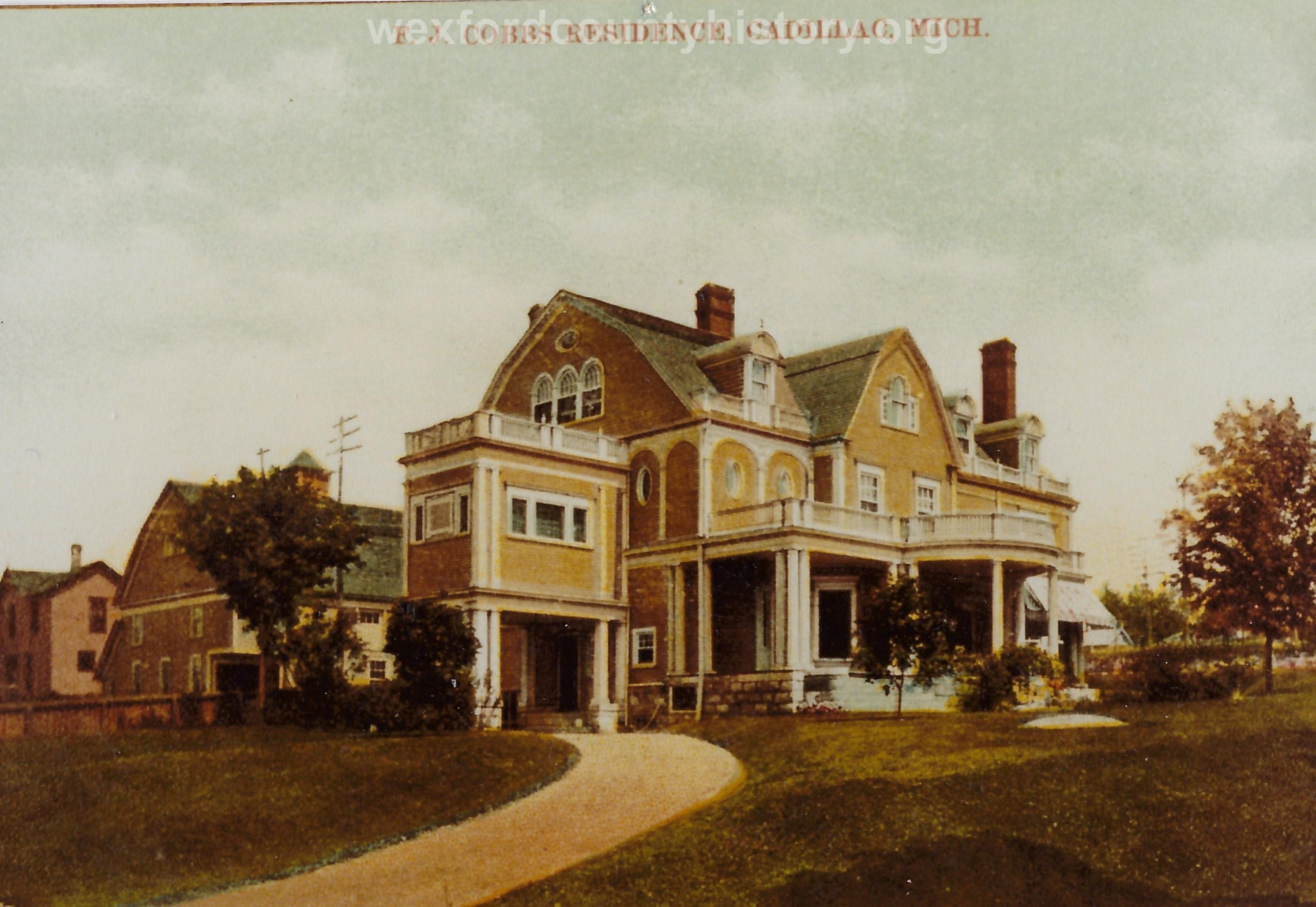 F. J. Cobbs House