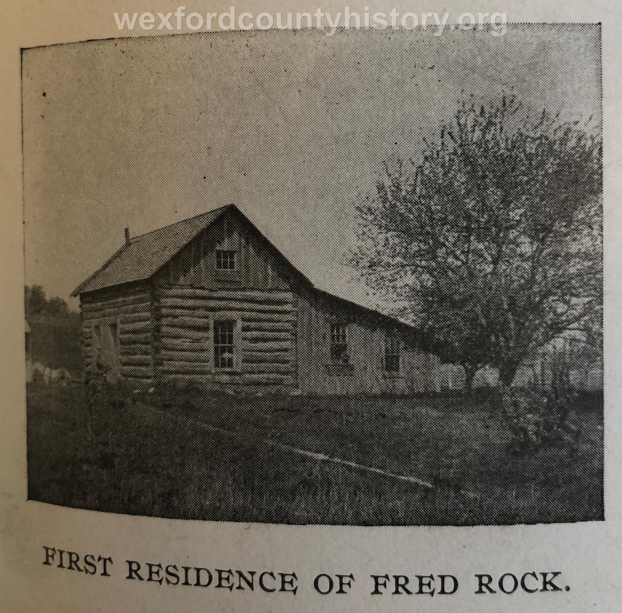 Fred Rock House