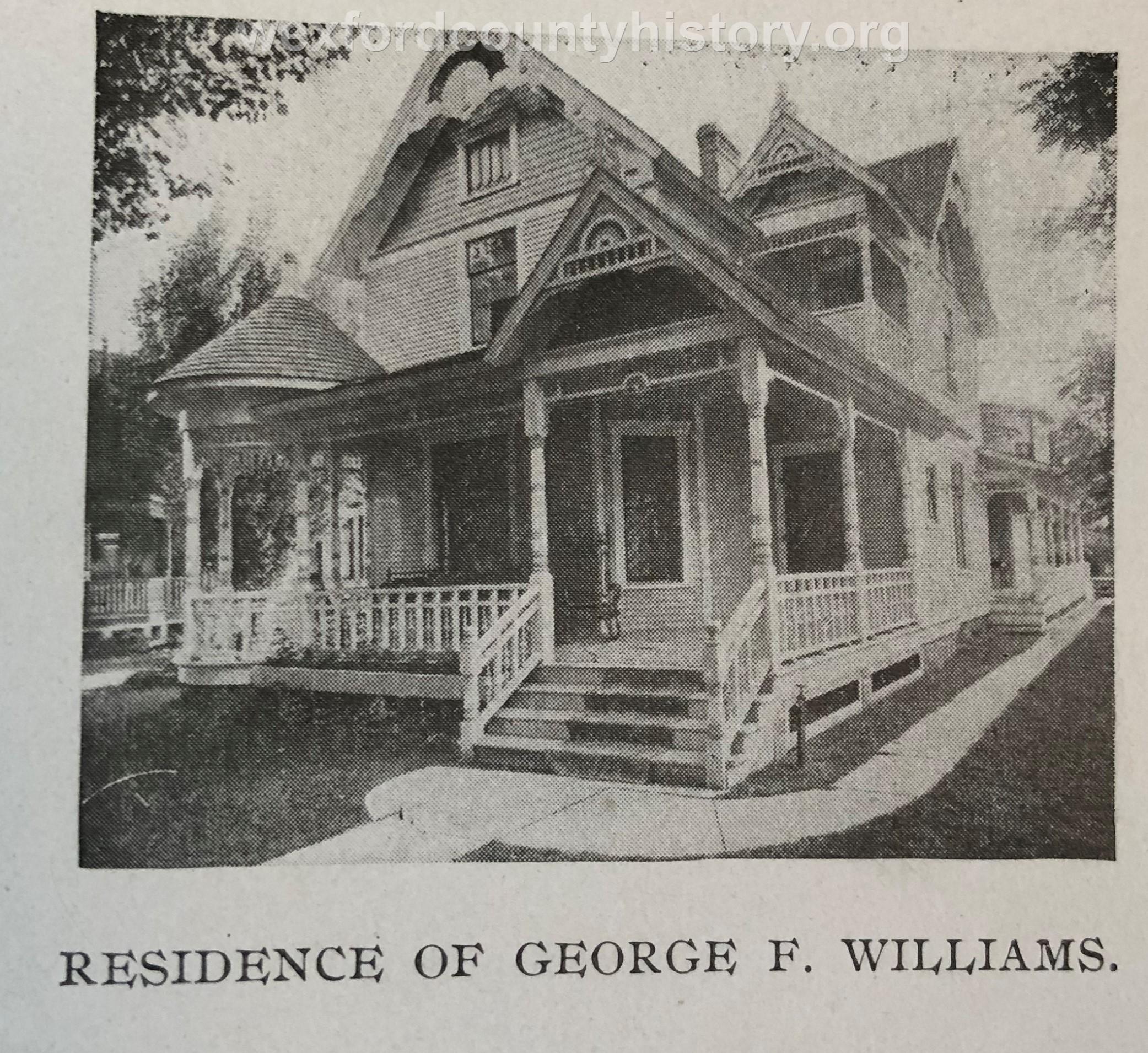 George F. Williams House