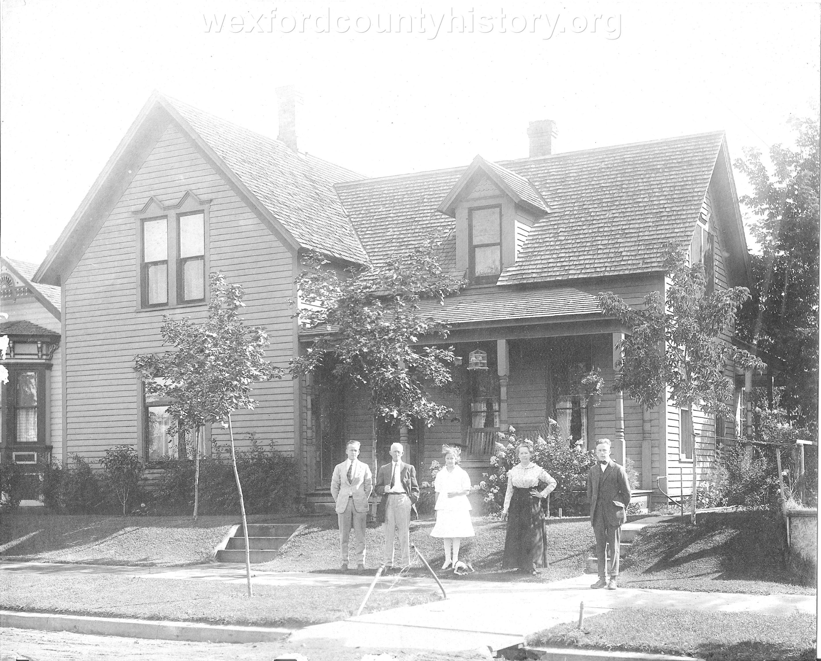 Gould Family House