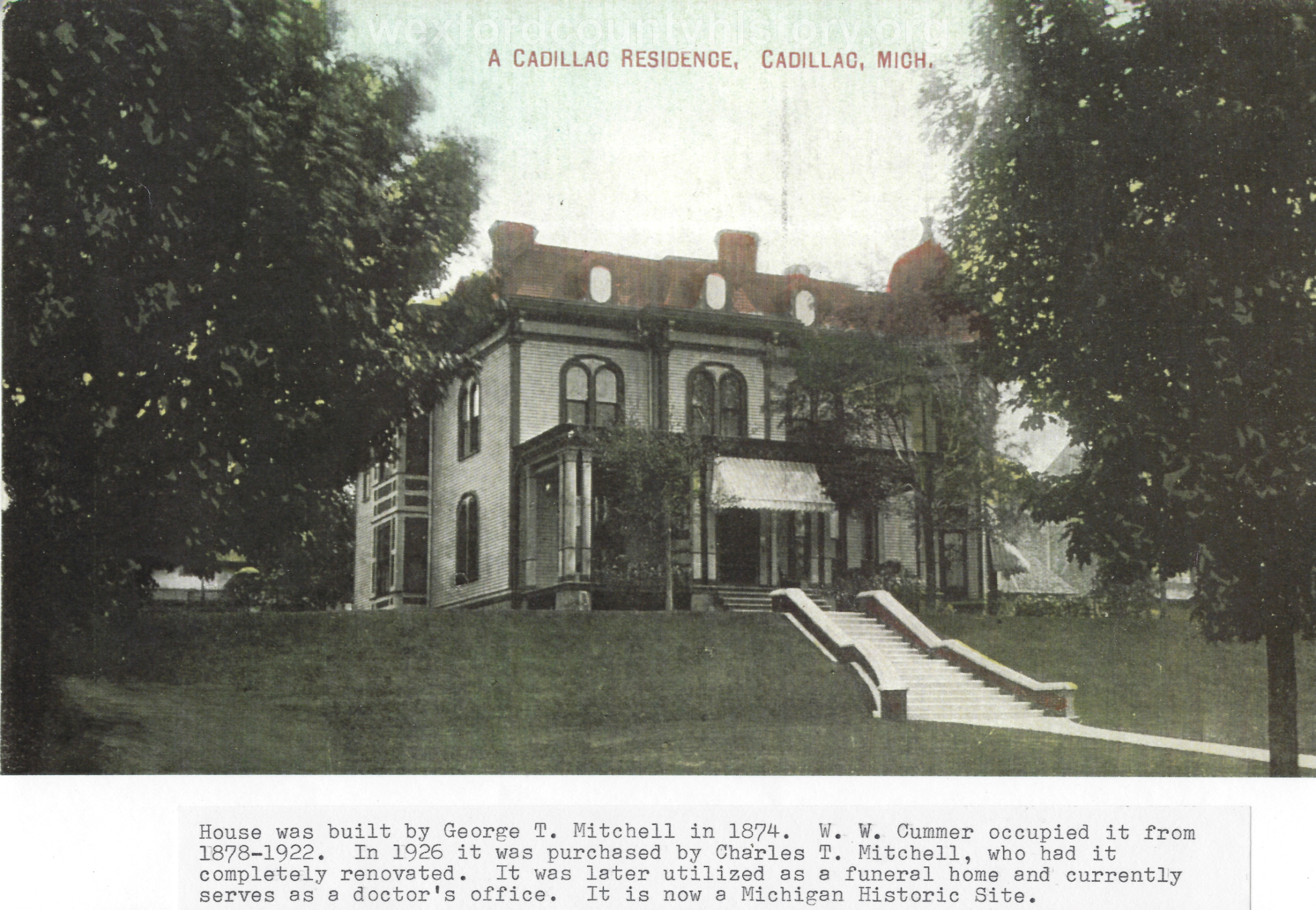 Charles T. Mitchell House