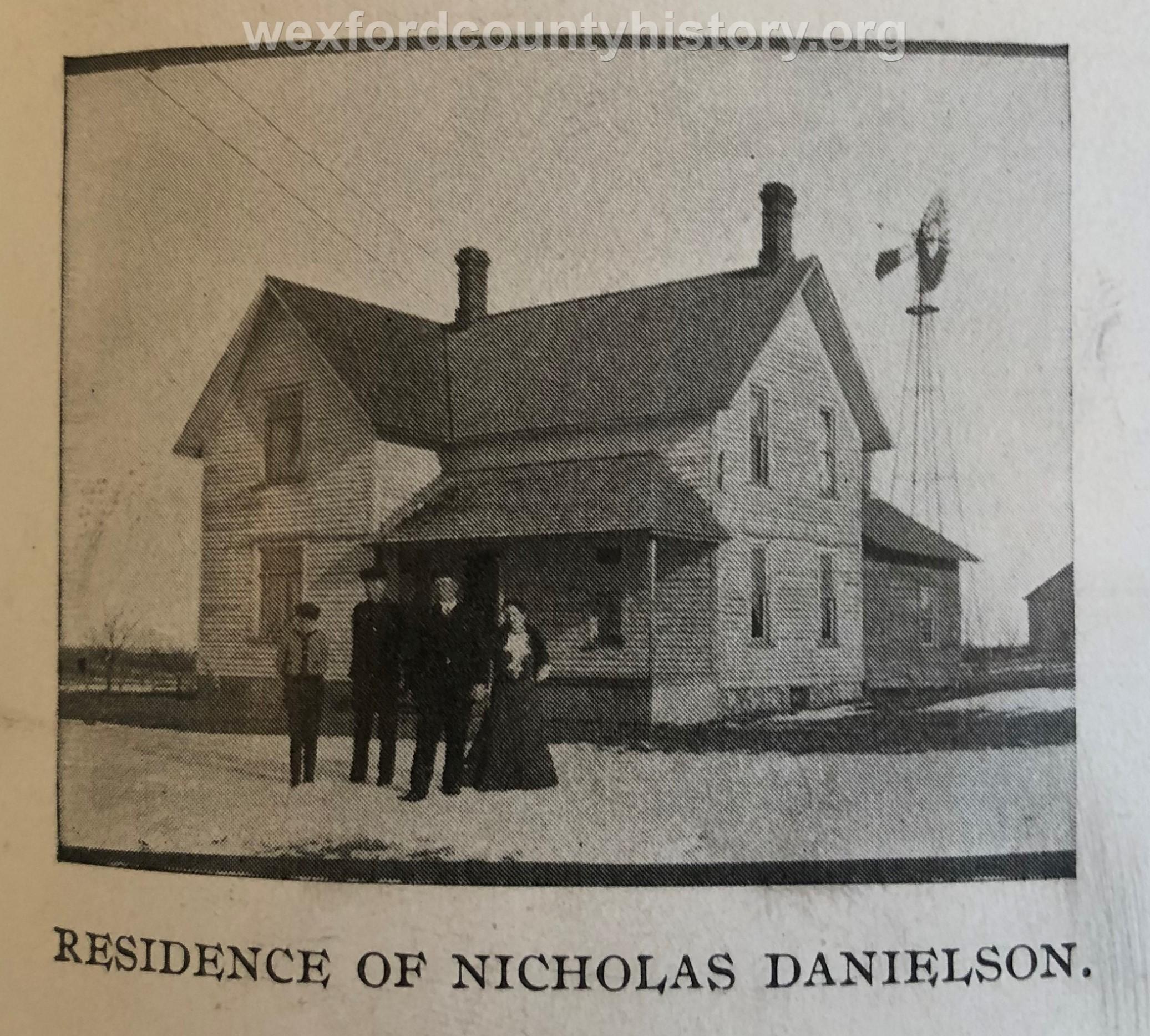 Nicholas Danielson House