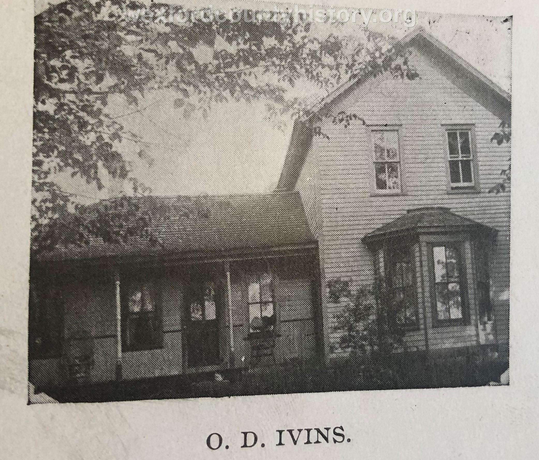 O. D. Ivins House