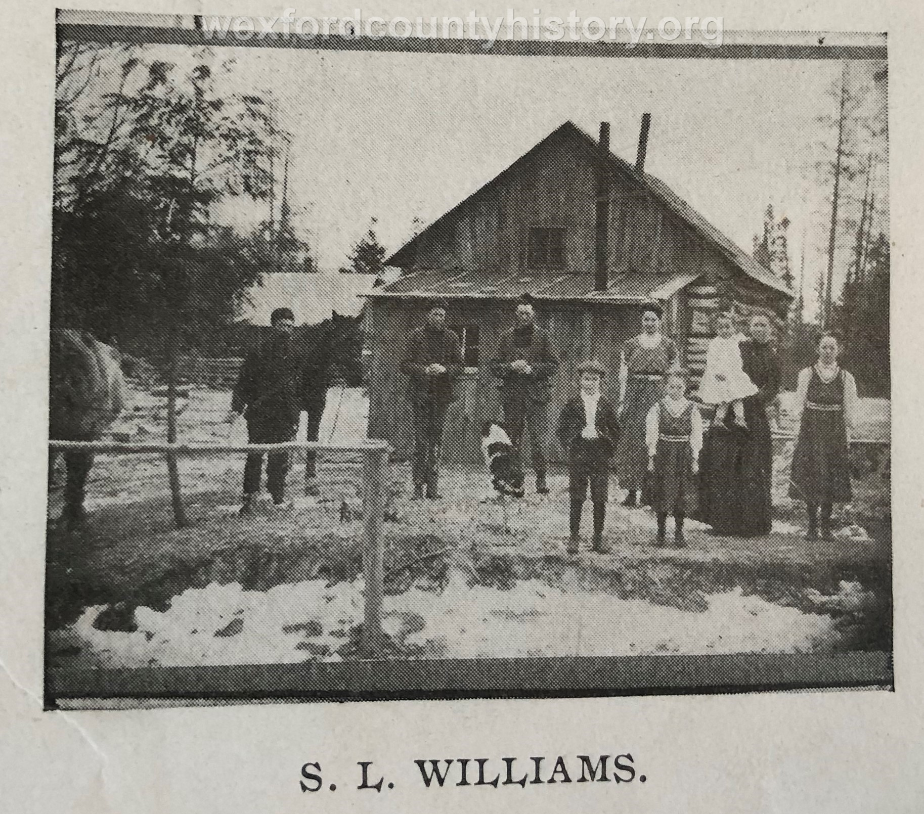 S. L. Williams House