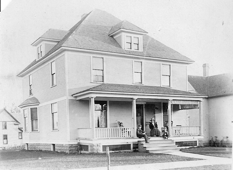 Stimson Street Home