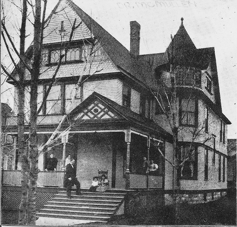 Dr. McCullen's House