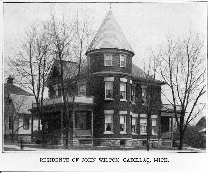 John Wilcox House
