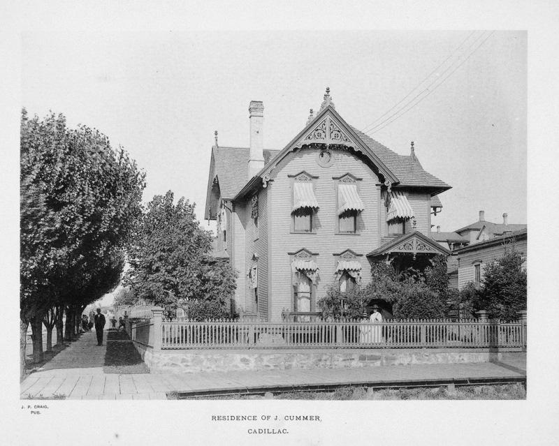 Jacob Cummer Residence