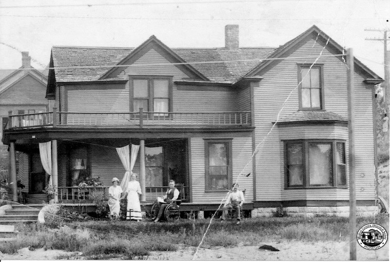 Typical Early 20th Century Home