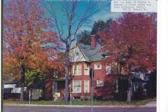 Eugene Sawyer House - 201 East Chapin Street