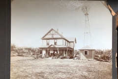 Fred Hector Farm In Clam Lake Township