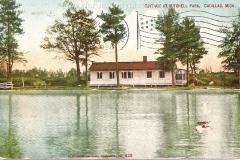Lake Mitchell Cottage