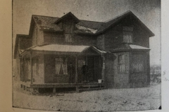 Levander Johnson House