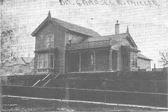 Dr. Carroll E. Miller Home