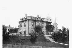 Charles Mitchell/W. W. Cummer Residence