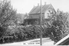Dr. John. Leeson Home