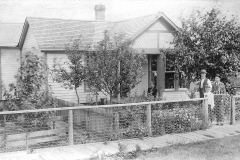 Early Cadillac Home
