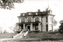 Charles Mitchell Home