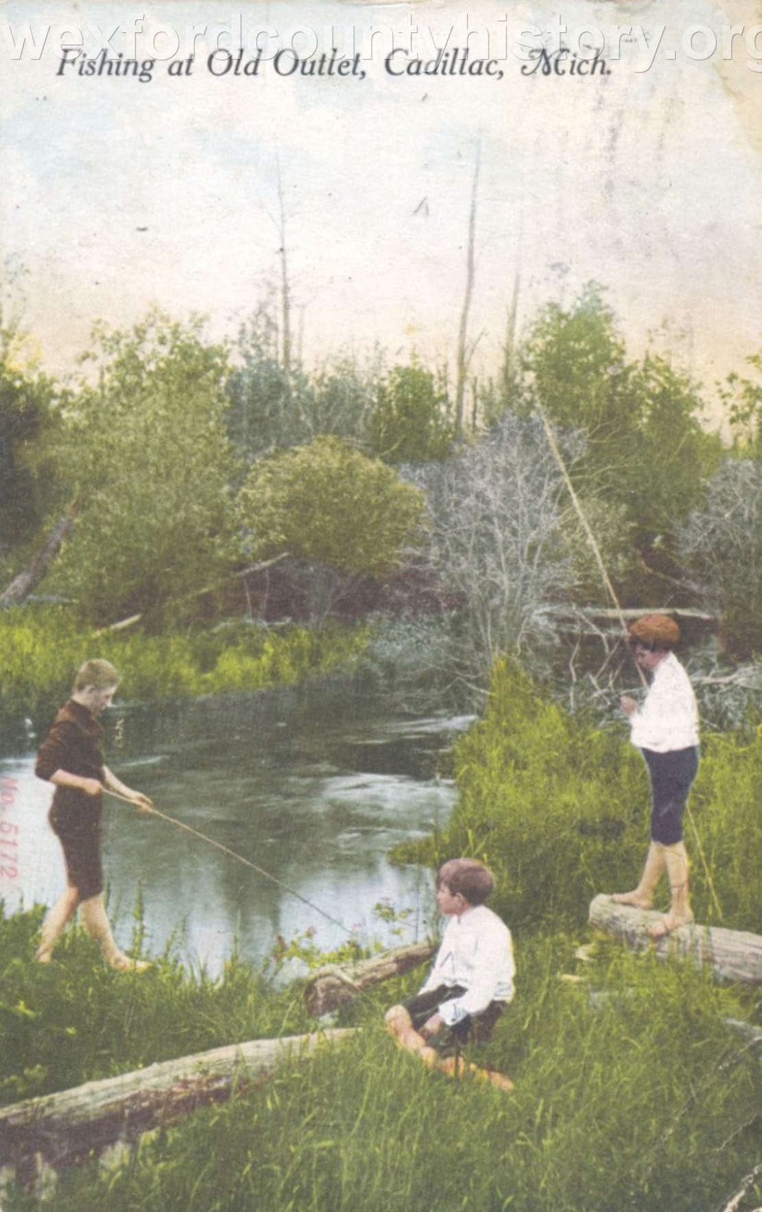 Cadillac-Recreation-Fishing-At-Old-Outlet