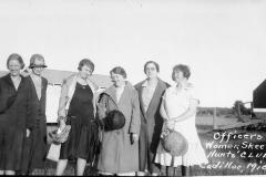 Women Skeeters at the Hunt's Club