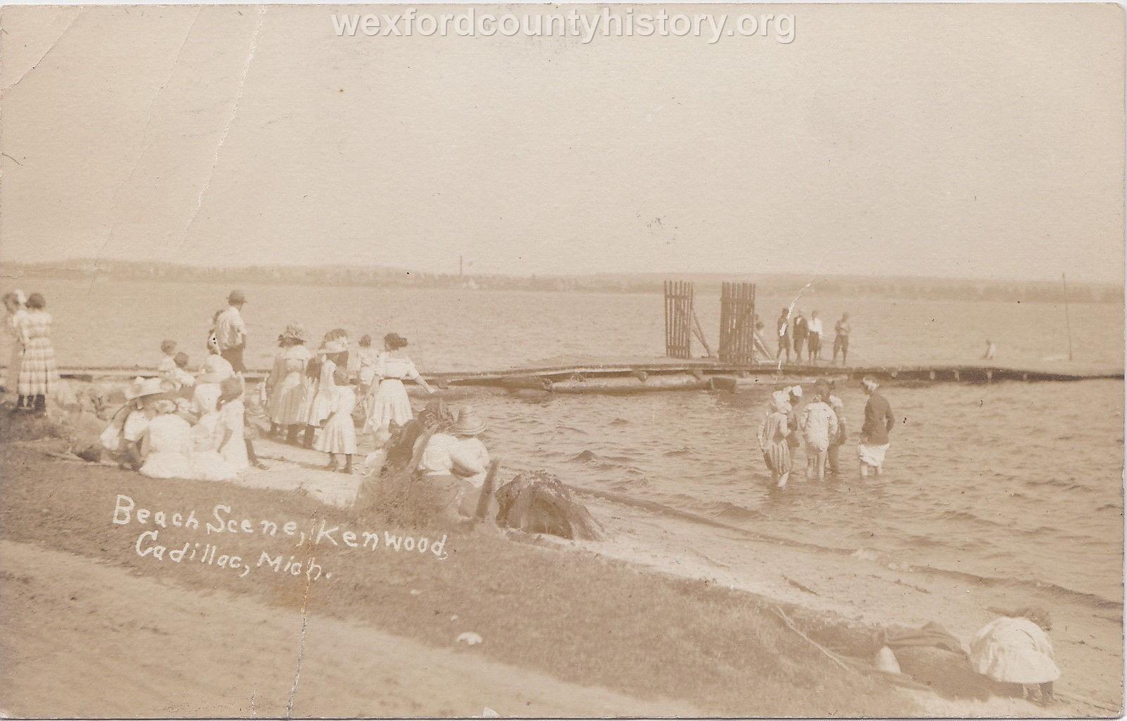Kenwood Park Beach