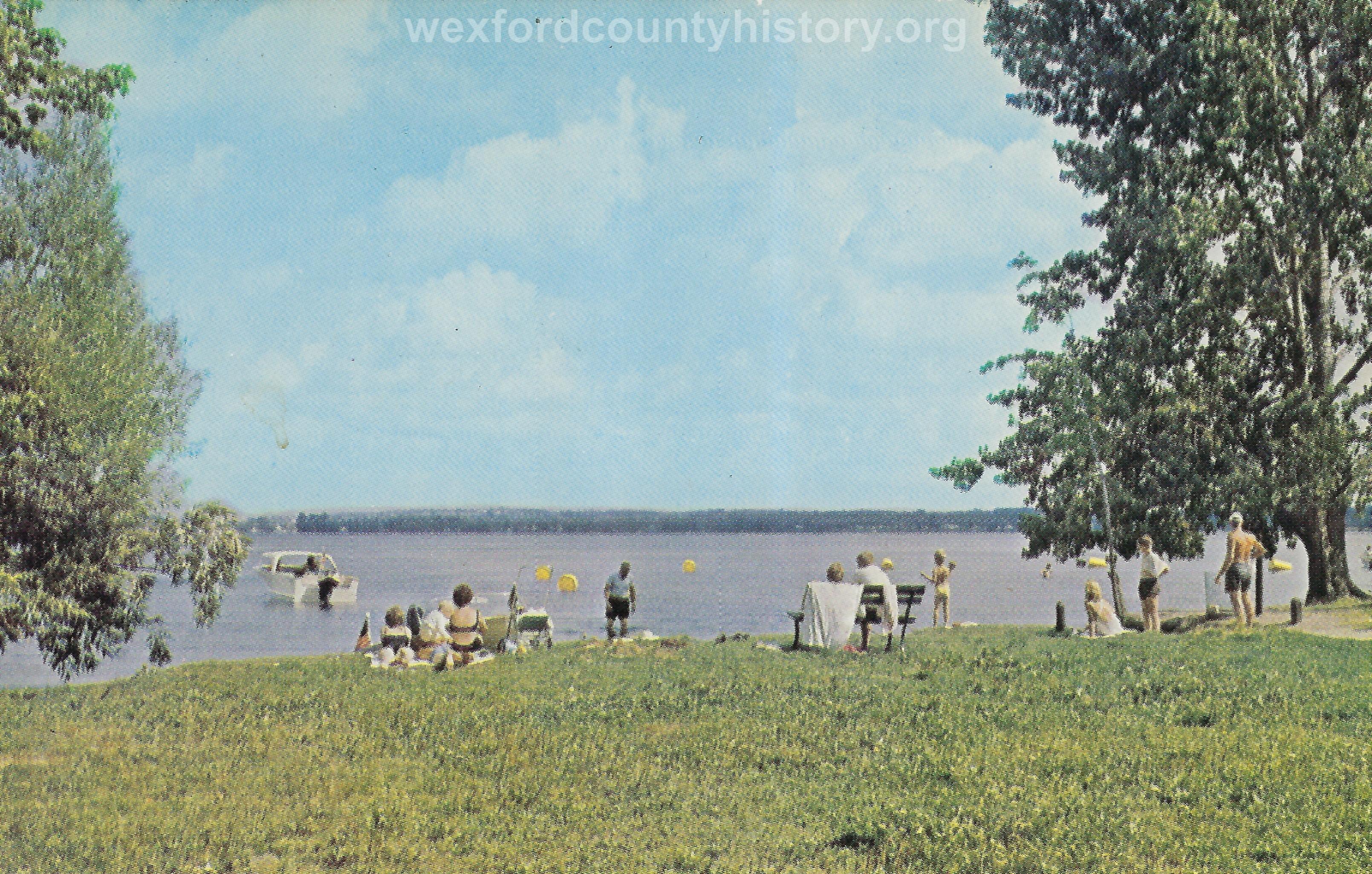 Unknown Lake Scene