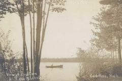Boating On Lake Mitchell