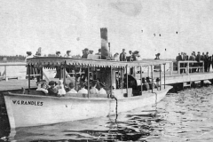 Steamboat Randles at the City Dock