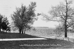 Lake Mitchell at the Cadillac Country Club