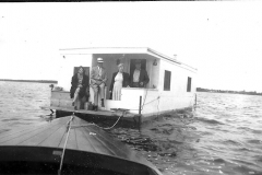 Lake Cadillac Houseboat