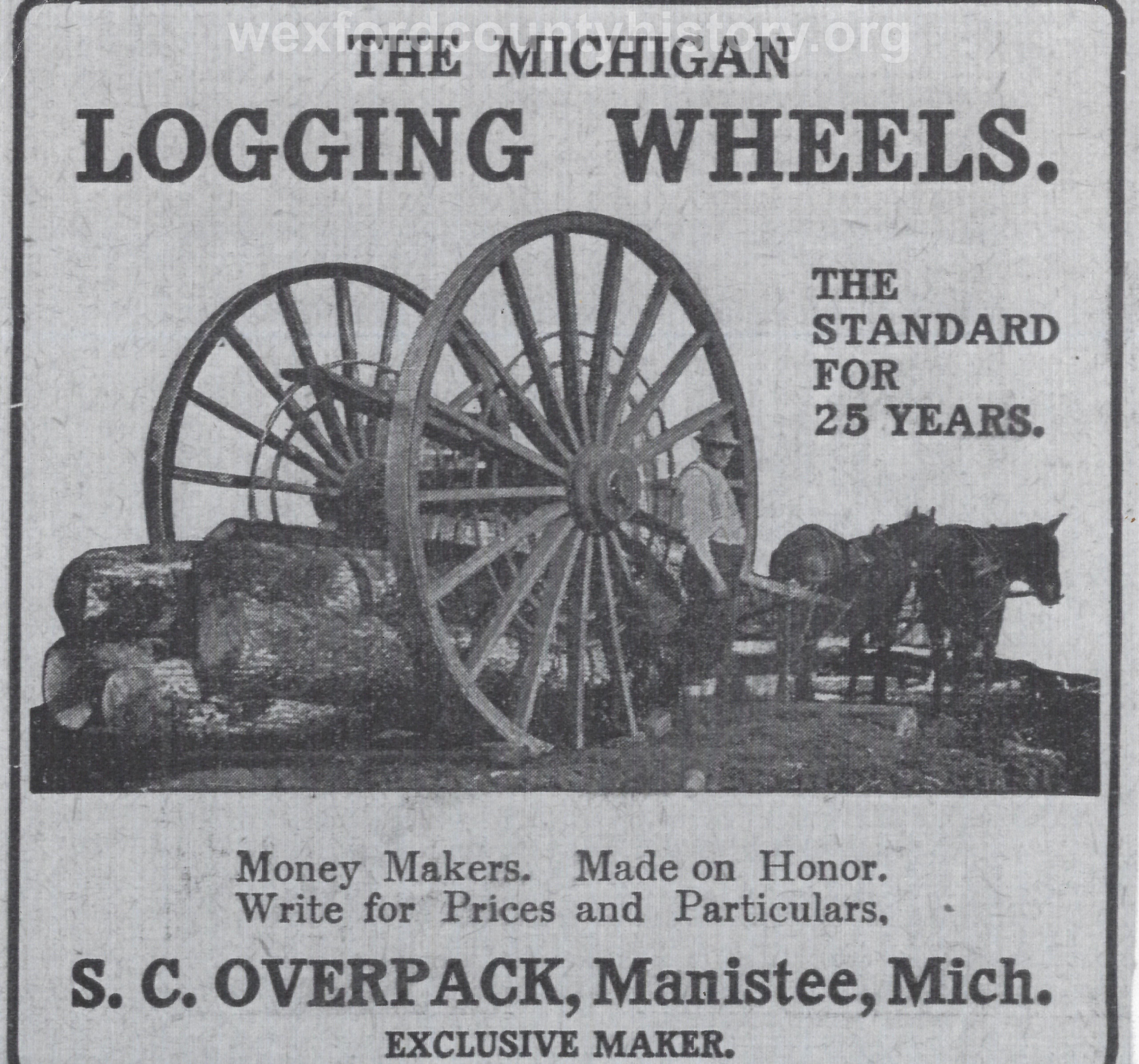 Cadillac-Lumber-Michigan-Logging-Wheels-3