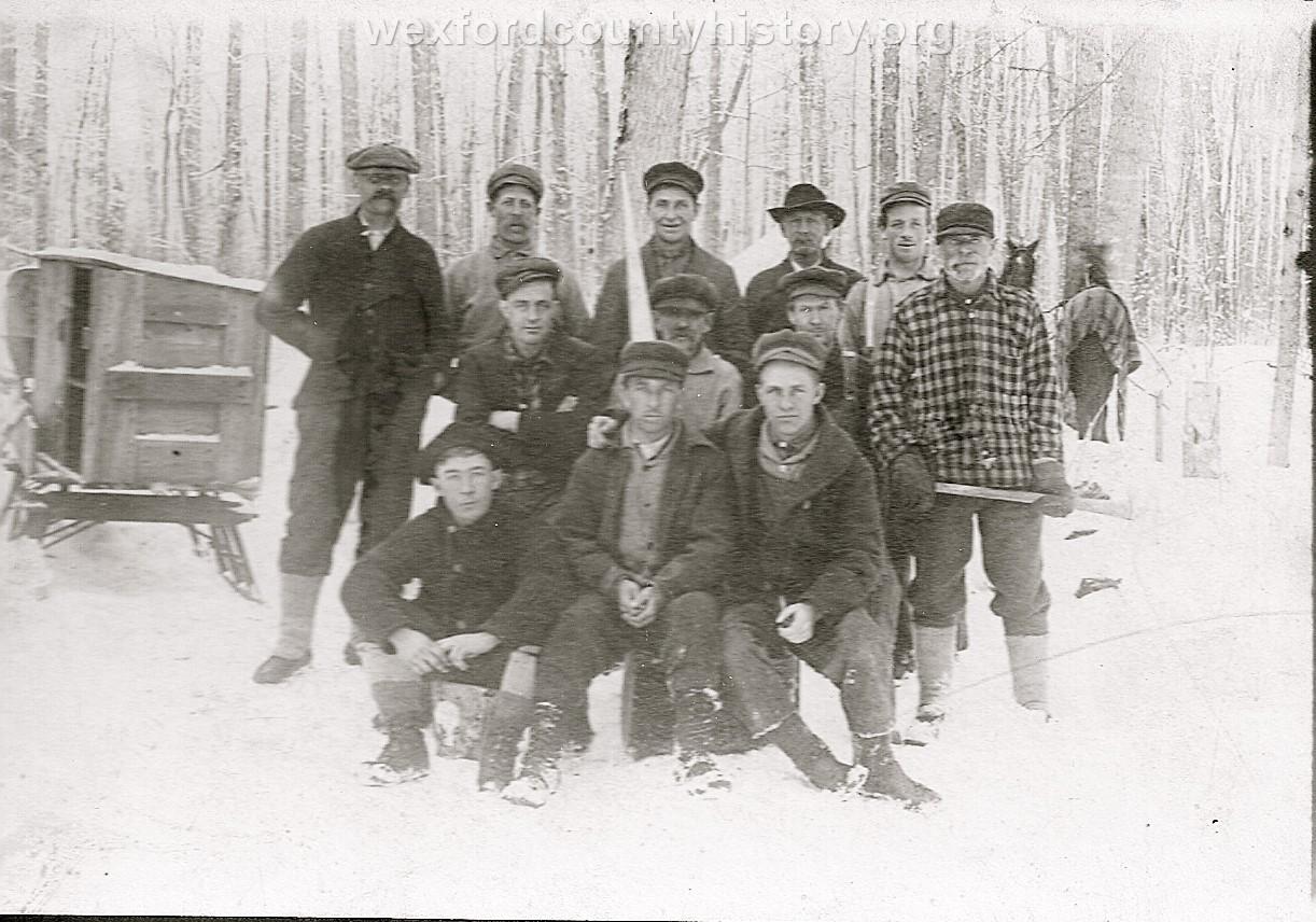 Cadillac-Lumber-Timber-Harvest-Crew-2